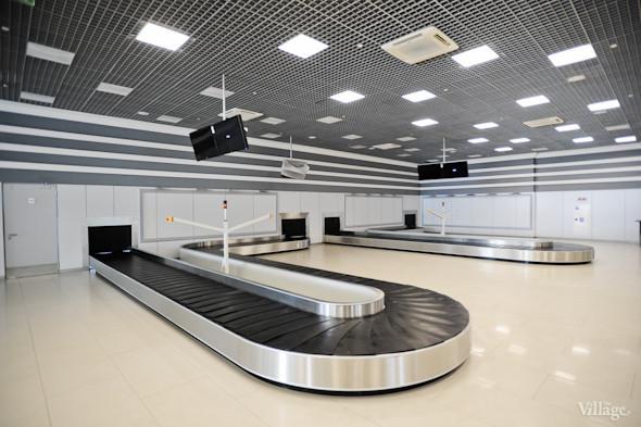 Фоторепортаж: Новый терминал аэропорта Киев — за день до открытия. Зображення № 22.