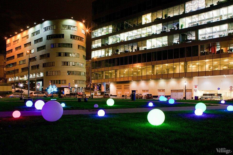 Фото ночи: Новый парк на«Трубной». Изображение № 5.