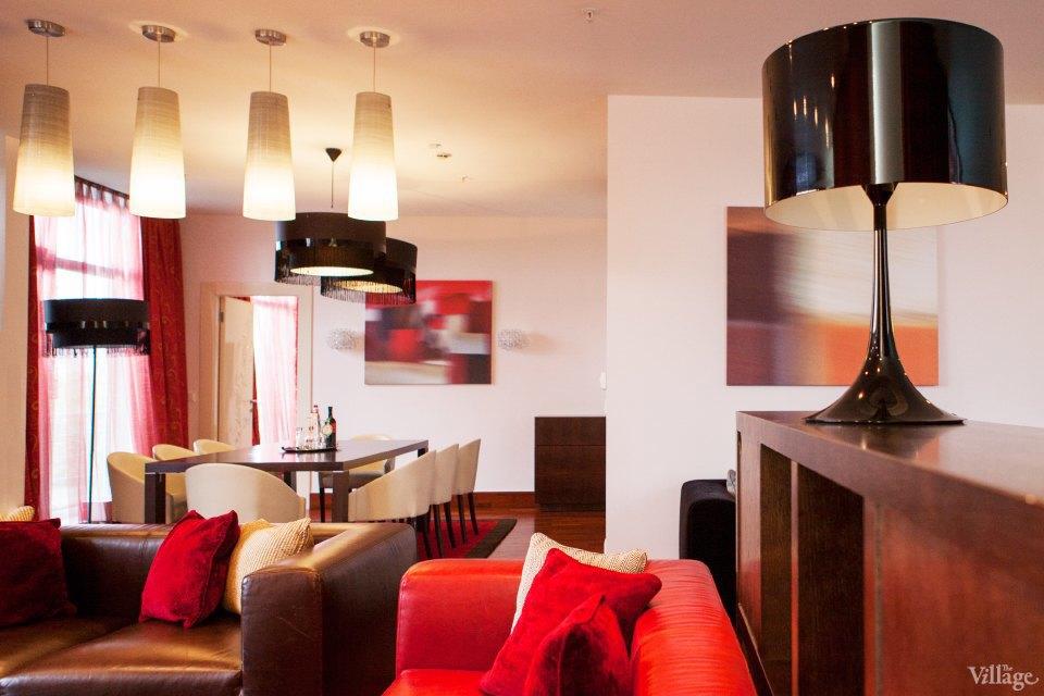 Интерьер недели (Москва): Mamaison All-Suites Spa Hotel Pokrovka. Изображение № 5.