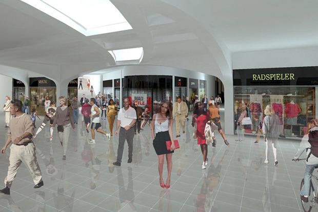 Перестройка: 5 проектов квартала вокруг Конюшенной площади. Изображение № 19.