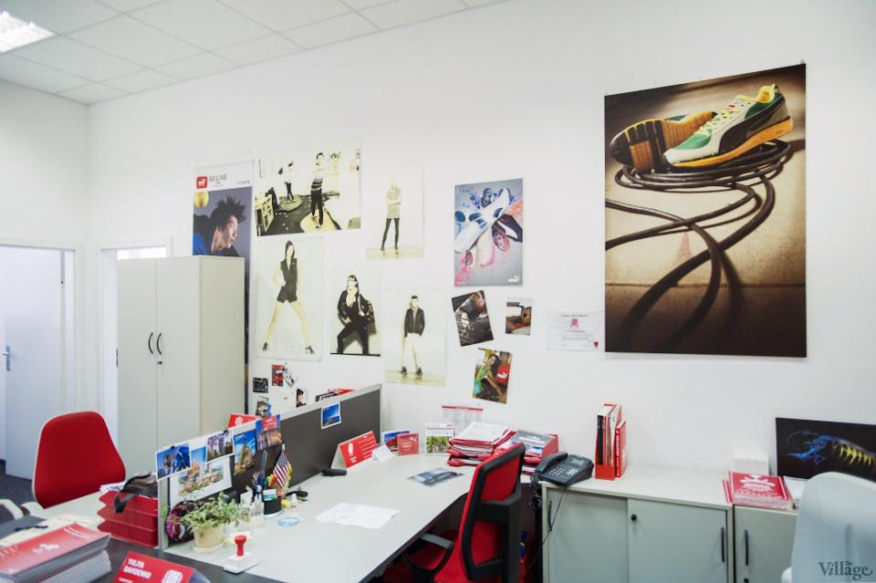Офис недели (Киев): Puma. Изображение №31.