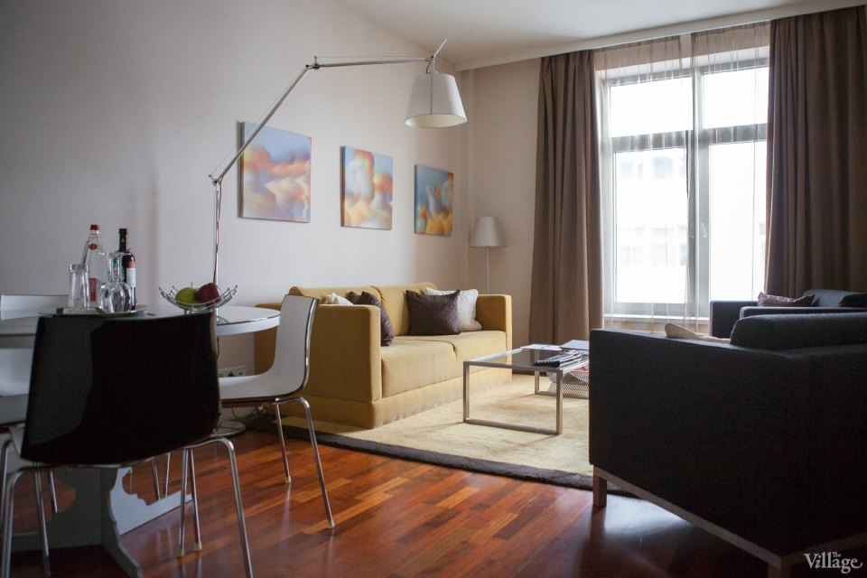 Интерьер недели (Москва): Mamaison All-Suites Spa Hotel Pokrovka. Изображение № 32.
