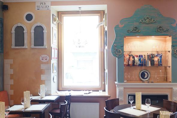 Новое место (Петербург): Little Italy. Изображение № 3.