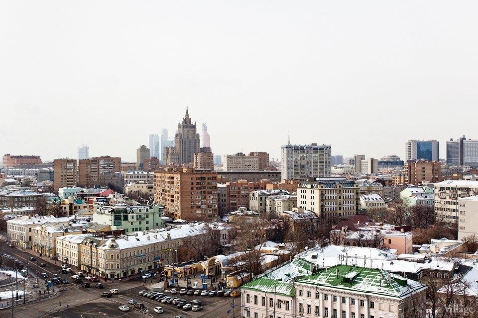 Лучший вид на этот город: 7 смотровых площадок вМоскве. Изображение № 4.