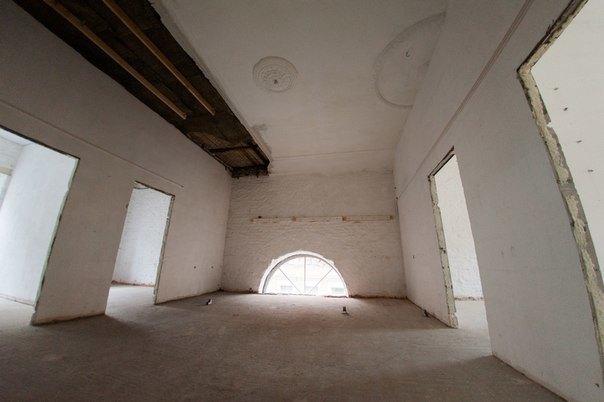 На месте «Четверти» наПирогова открывается ДК«Мастерская искусств и ремёсел». Изображение № 1.