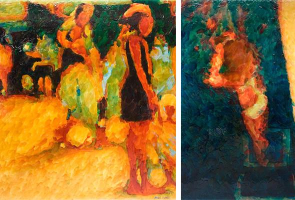 В Киеве пройдет выставка новых работ Оксаны Мась. Зображення № 3.