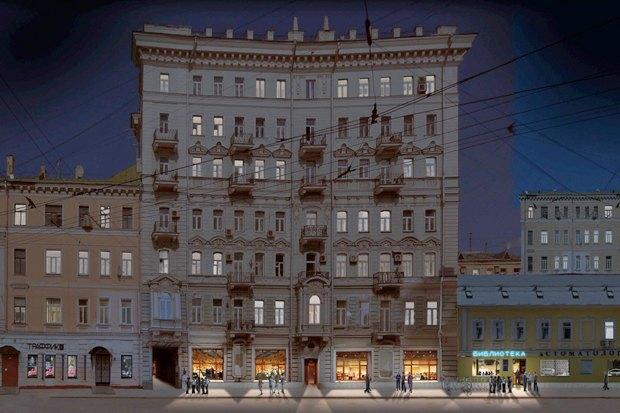 На Чистопрудном открылась обновлённая библиотека имени Достоевского. Изображение № 3.
