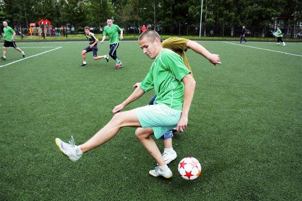 На районе: Как собрать любительскую футбольную лигу на правом берегу. Изображение № 12.