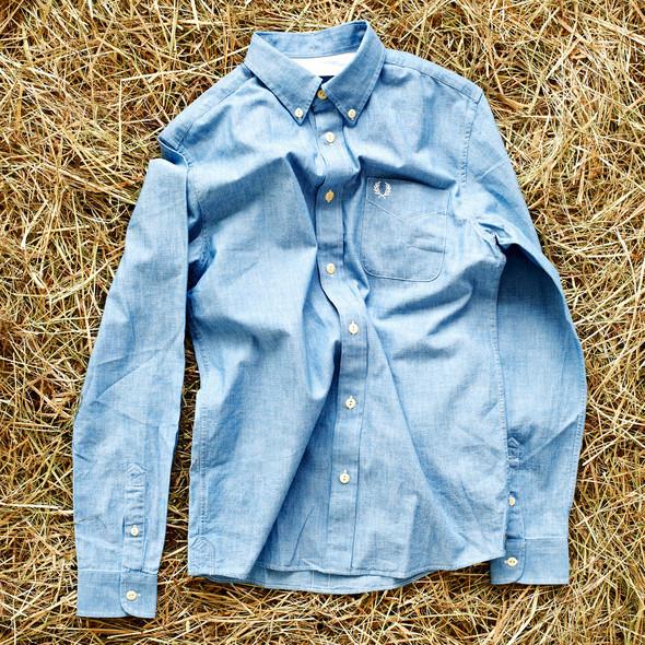 Вещи недели: 15 джинсовых рубашек. Изображение №14.
