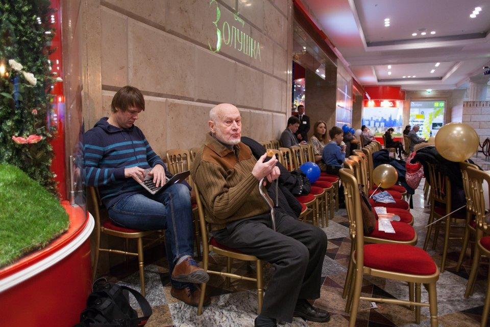 Открытие Центрального детского магазина наЛубянке. Изображение № 14.