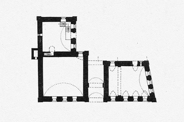План первого этажа. Изображение № 70.