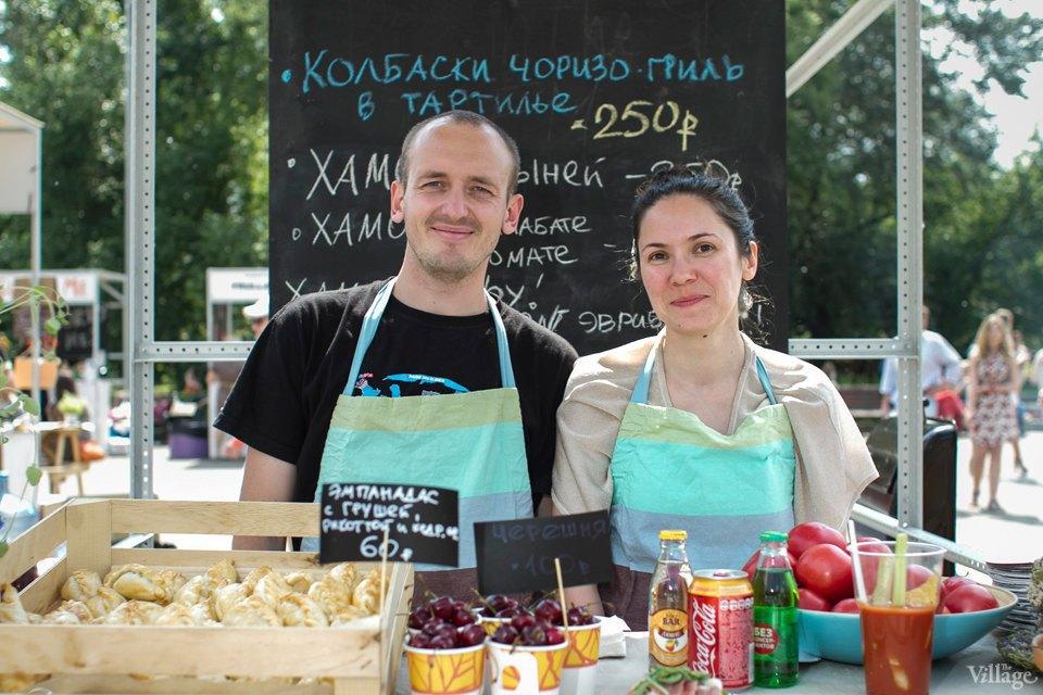 Люди в городе: Гости второго городского маркета еды. Изображение № 27.