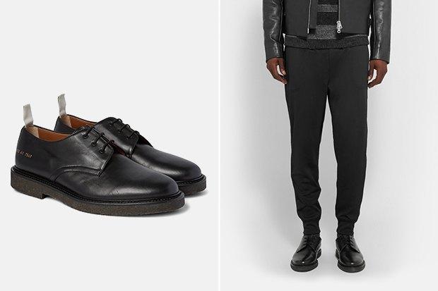 21 пара мужской обуви наосень. Изображение № 5.