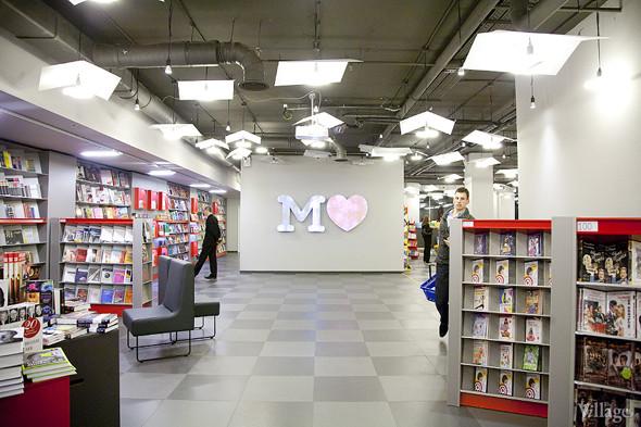 Новое место: Книжный магазин «Москва» на Воздвиженке. Изображение № 15.