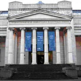 Гости столицы: Музейный эксперт Валентайн Биванк. Изображение № 1.