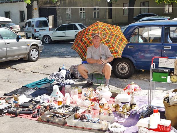 Рыночные отношения: Что продают на Староконке (Одесса). Зображення № 4.