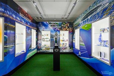 В «Олимпийском» начал работу музей истории стадиона. Зображення № 5.