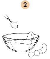 Рецепты шефов: Картофельные ньокки с пармезаном на креме из тыквы. Изображение № 5.