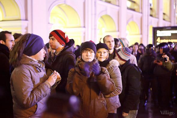 Хроника выборов: Нарушения, цифры и два стихийных митинга в Петербурге. Изображение № 35.