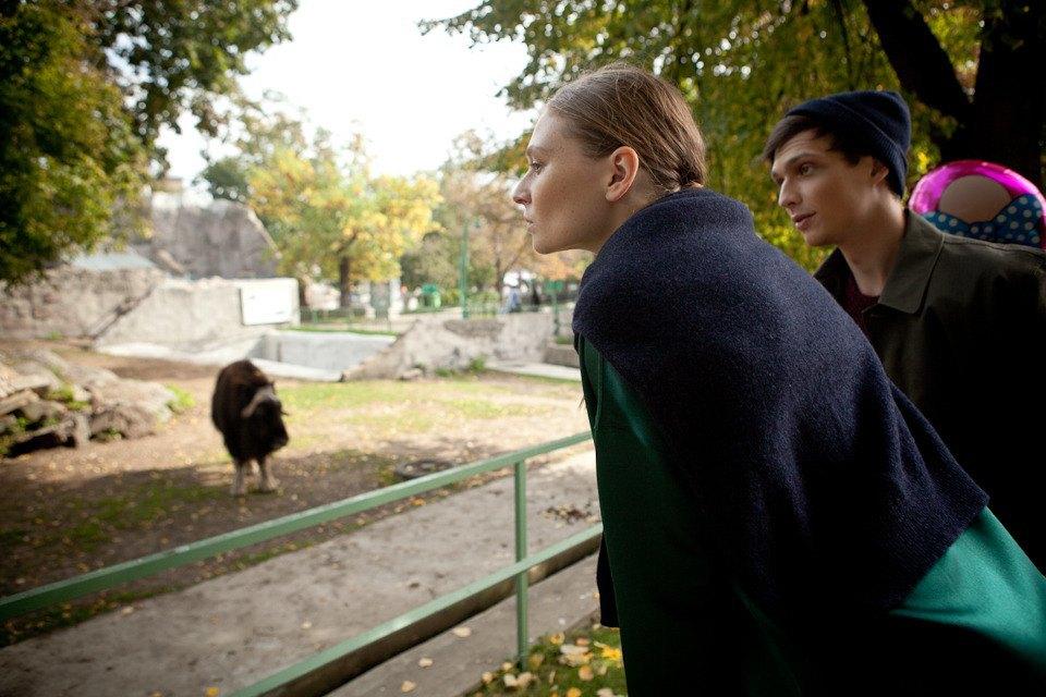 Cъёмка: Осень в зоопарке. Изображение № 13.