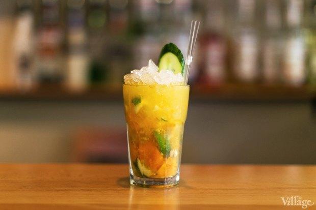 Домашний лимонад (мандарин и оугрец) – 130 рублей. Изображение № 19.