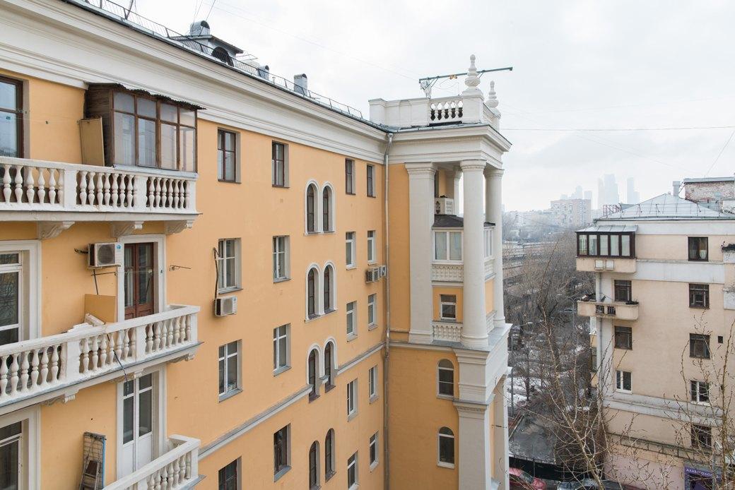Я живу в «Доме с башенками» уБелорусского вокзала. Изображение № 5.