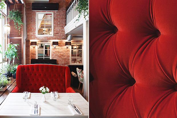 На Пушечной открылся ресторан итальянской кухни Insolito. Изображение № 8.