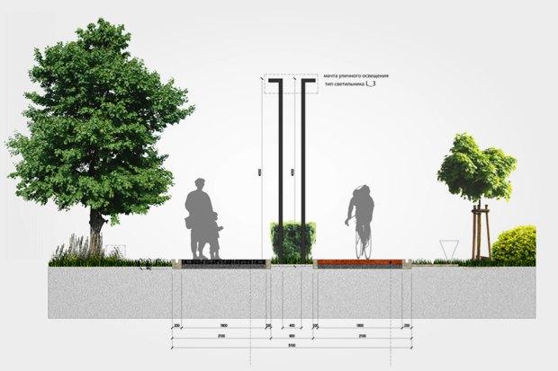 Как будет выглядеть обновлённый парк наРуставели. Изображение № 26.