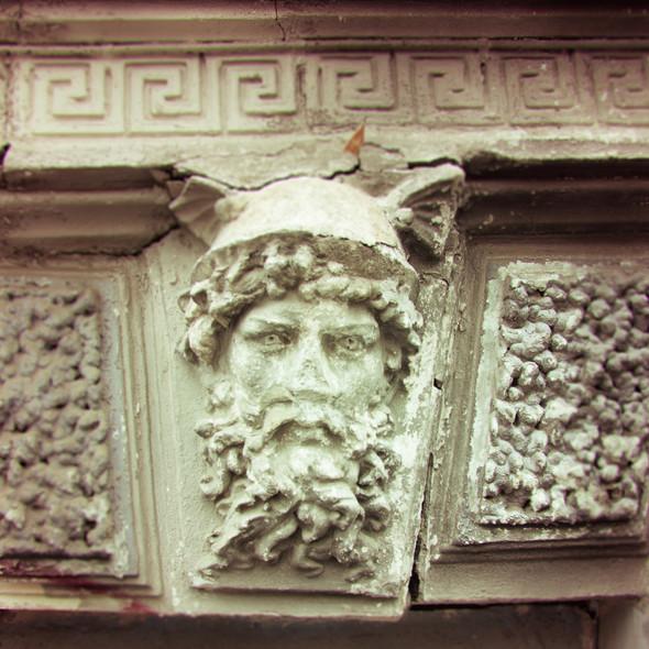 В зоне риска: Дом с кариатидами в Печатниковом переулке. Изображение № 8.