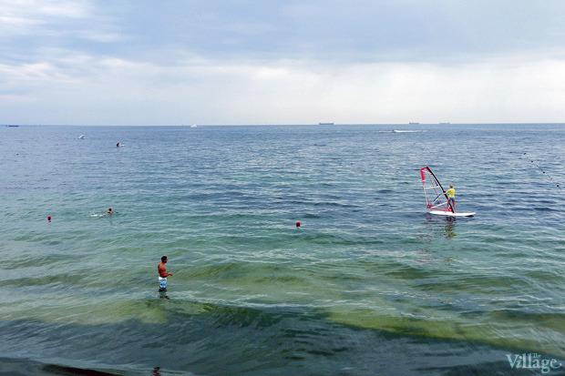 На воде: Виндсёрфинг, вейкбординг и дайвинг в Одессе. Зображення № 3.