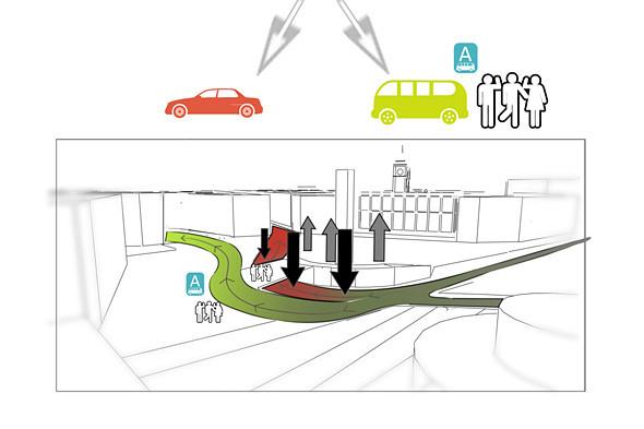 Перестройка: 4 студенческих проекта площади Восстания. Изображение № 34.