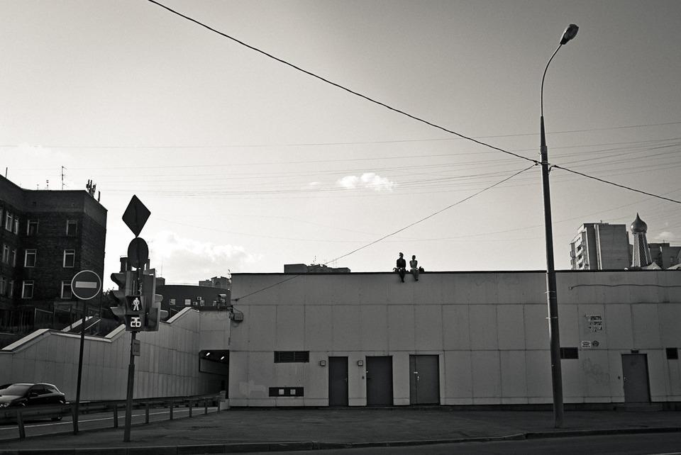 Камера наблюдения: Москва глазами Сергея Мостовщикова. Изображение №6.