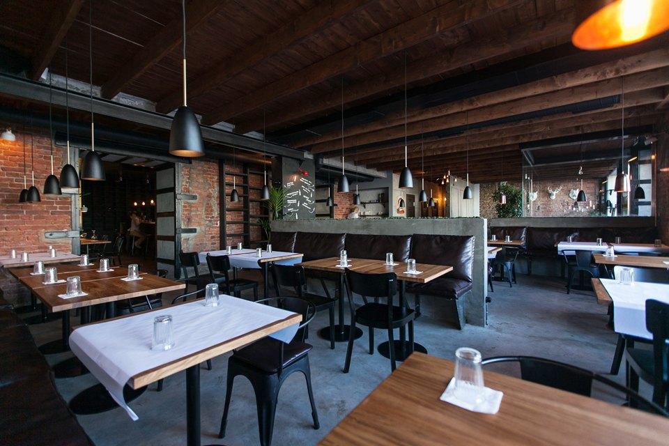 Ресторан «Вкус есть» нанабережной Фонтанки. Изображение № 7.