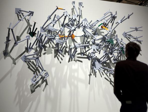 В ЦДХ открылась выставка номинантов премии Кандинского. Изображение № 9.