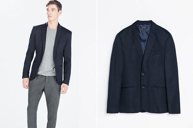 Где купить мужской пиджак: 9вариантов от трёх до 34 тысяч рублей. Изображение № 3.