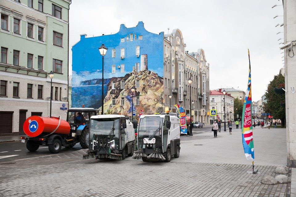 Обновлённые улицы Покровка иМаросейка. Изображение № 6.
