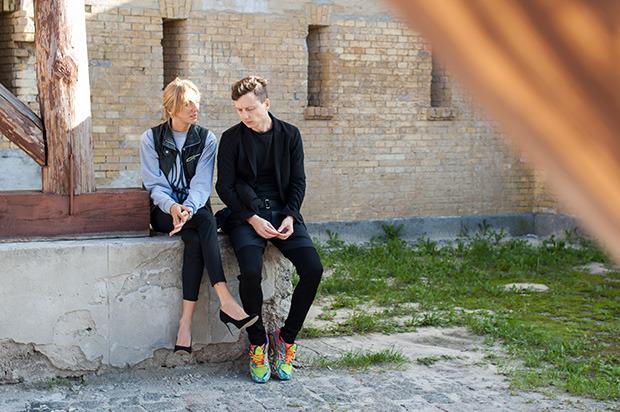 Вторая Poloвинка: Антон и Ксения Шнайдер. Изображение № 40.