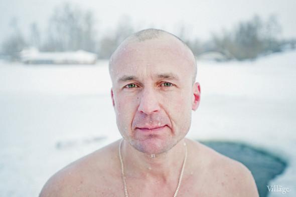 Голая правда: Киевские моржи о закалке, здоровье и холоде. Изображение №13.