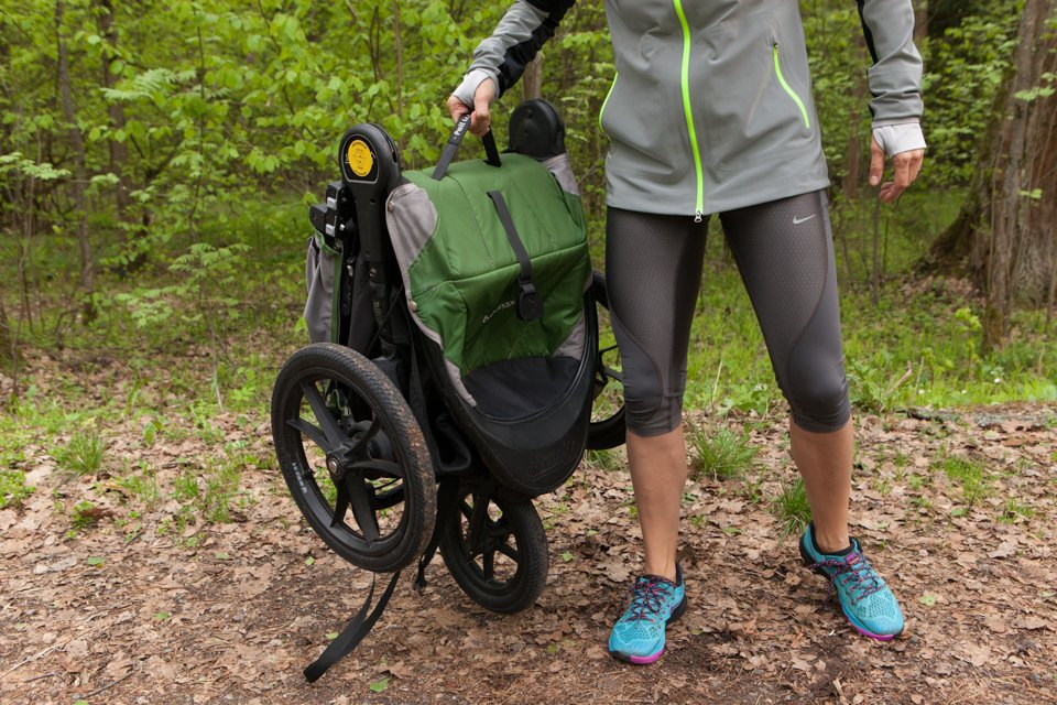 Беги, мама, беги: Тест-драйв детских колясок для бега. Изображение № 47.