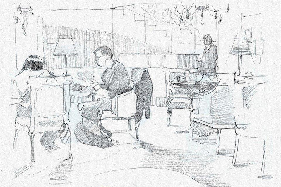 Бары в отелях «Метрополь» и «Балчуг-Кемпински». Изображение № 9.