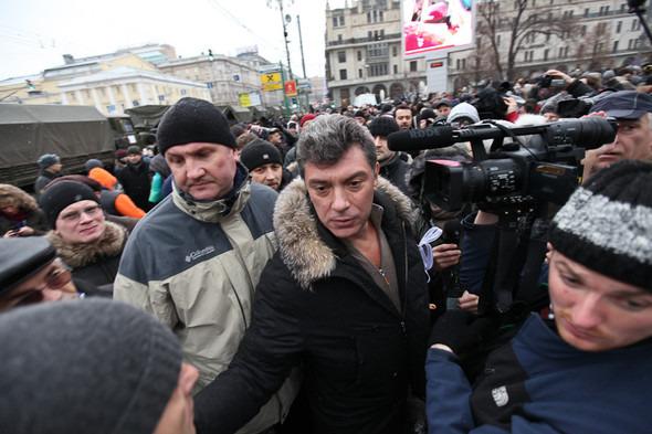 Народ против: Главные протесты 2011 года. Изображение № 56.