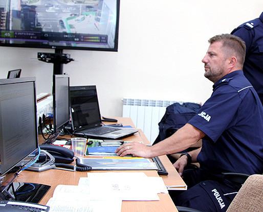 Все полицейские работают в одном помещении. Изображение № 1.