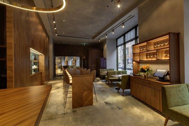 В «ДЛТ» открылся ресторан UNA. Изображение № 1.