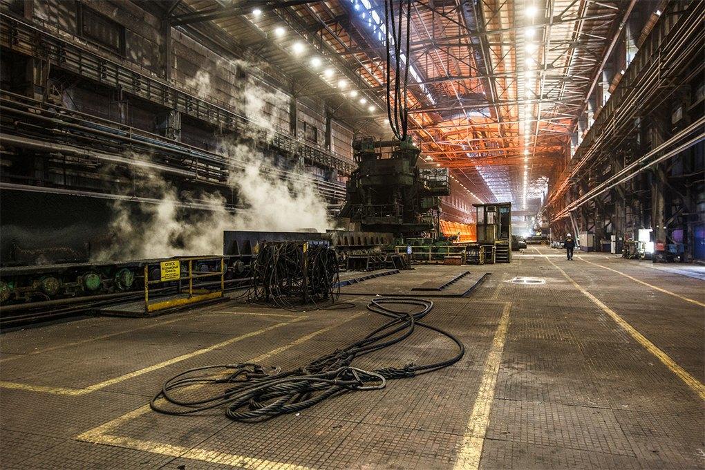 Производственный процесс: Как плавят металл. Изображение № 19.