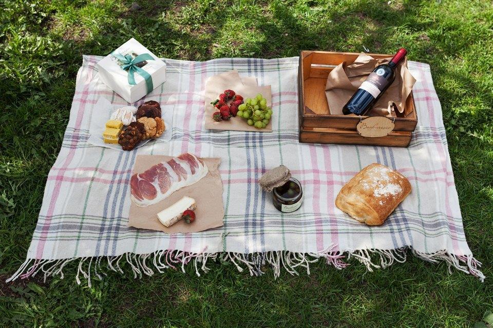 6 корзин для пикника впетербургских ресторанах. Изображение № 3.