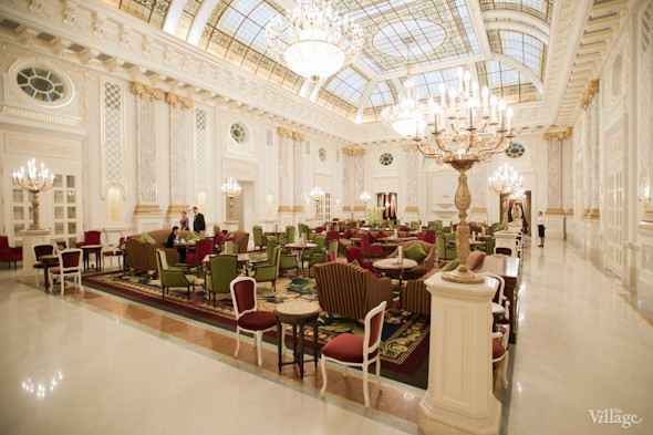 В Киеве открыли еще один пятизвездочный отель. Зображення № 13.