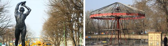 Демонтаж объектов в Парке им. Горького, май 2011 г.. Изображение № 4.