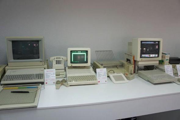 В Москве открылся частный музей Apple. Изображение № 7.