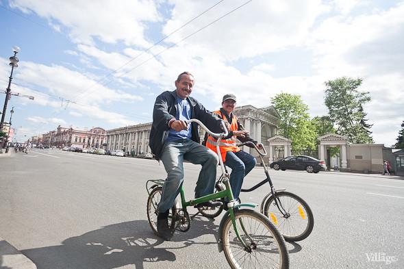 Спорт в городе: Пробег роллеров, велопарад и «Русская пробежка». Изображение № 31.