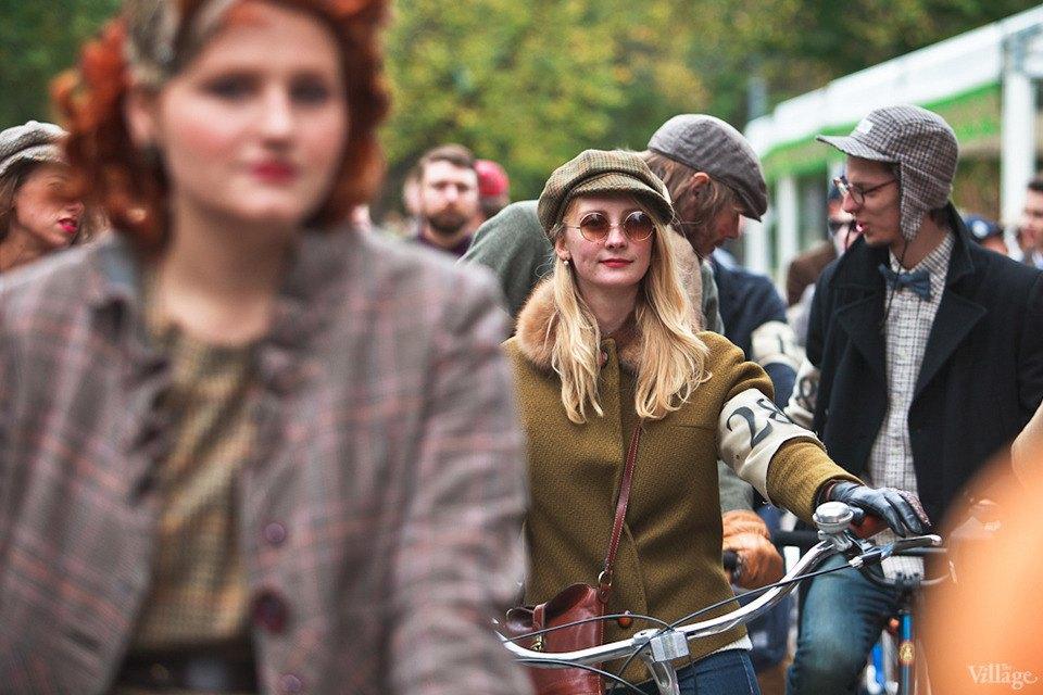 С твидом на город: Участники велопробега Tweed Ride о ретро-вещах. Изображение № 12.